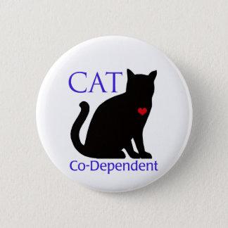 Cat Co-Dependent Button