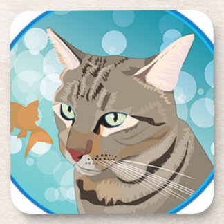 Cat Coaster