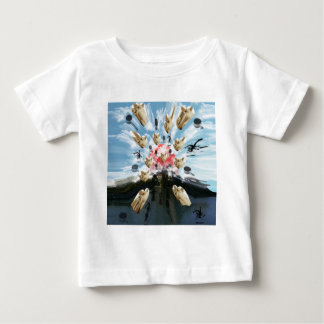 Cat coffee Imabari compilation 3 Baby T-Shirt