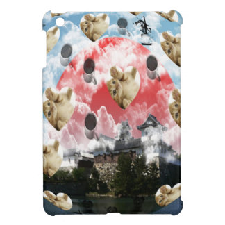 Cat coffee Imabari compilation 5 Case For The iPad Mini