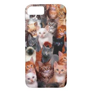 Cat Collage iPhone 7 Case