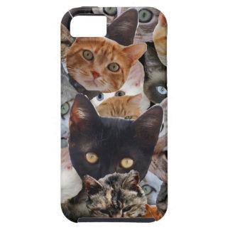 Cat Collage iPhone SE/5/5s Case