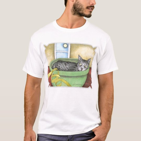 Cat Color T-Shirt