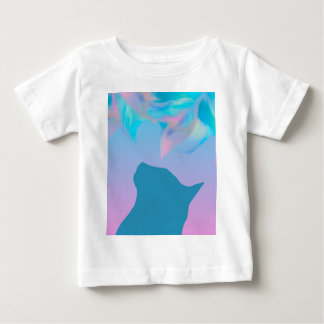 Cat Colored Dream Baby T-Shirt
