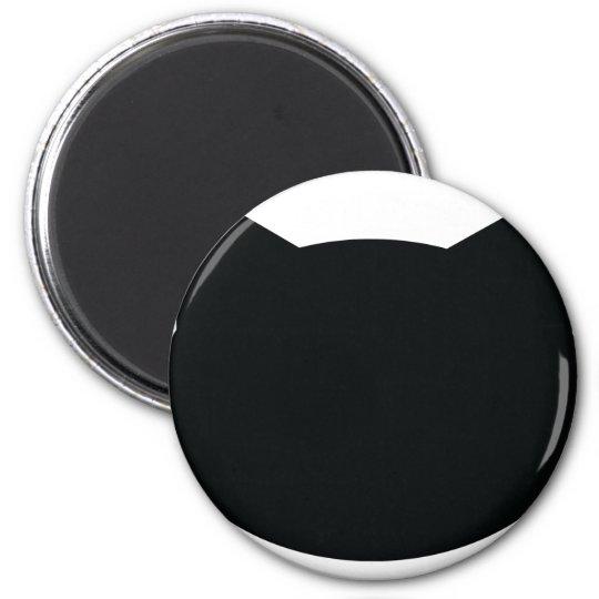 cat contour icon magnet