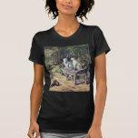 Cat Conversation T-shirts