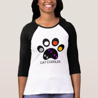 Cat Cuddler T-Shirt
