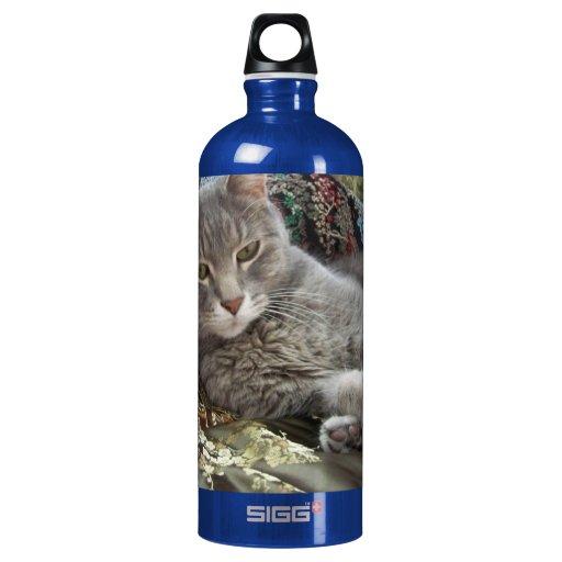 Cat Cuddles Liberty Bottle SIGG Traveler 1.0L Water Bottle