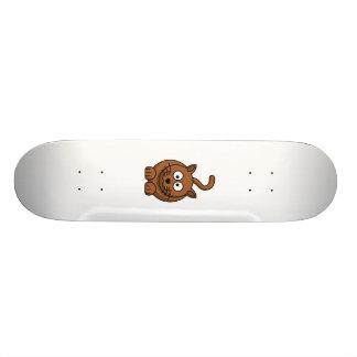 Cat Cute Cartoon Skateboard Deck