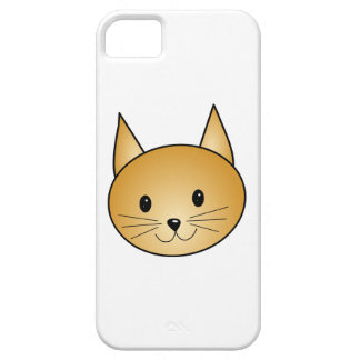 Cat. Cute ginger kitty. iPhone 5 Cover