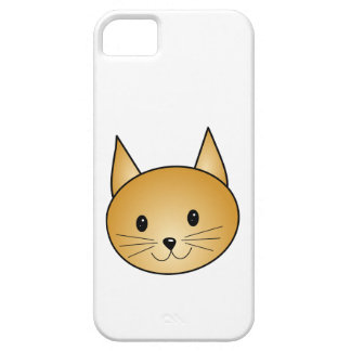 Cat. Cute ginger kitty. iPhone SE/5/5s Case