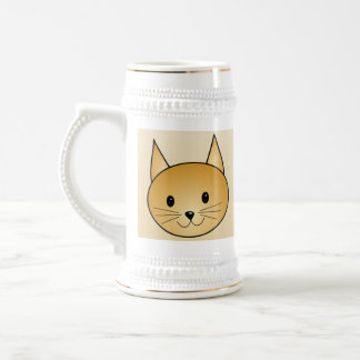 Cat. Cute ginger kitty. Mug