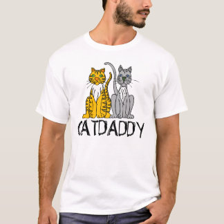 Cat Dad, Daddy T-shirts
