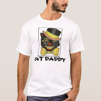 CAT DADDY (DAD) T-shirts