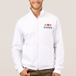 Cat Daddy Funny Jacket