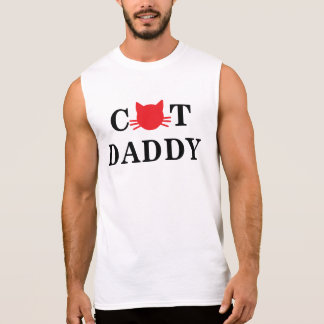 Cat Daddy Funny T-Shirt