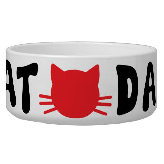 Cat Daddy Pet Bowl