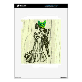 Cat Dance Skins For The iPad 2