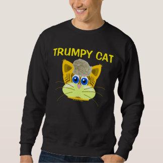 CAT de las camisetas TRUMPY del gato de Donald Jersey