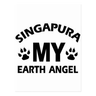 CAT DE SINGAPURA POSTAL