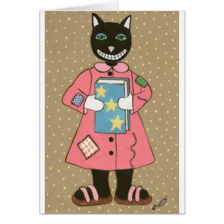 CAT del arte popular Felicitacion