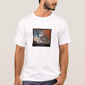Cat Demotivator T-Shirt