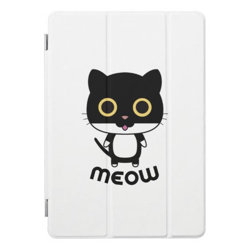 Cat Design Cover for Ipad