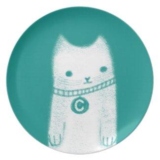 cat dinner plates