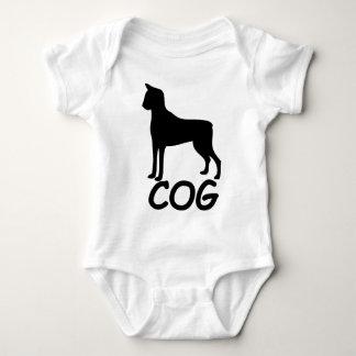 Cat + Dog = Cog Tshirt