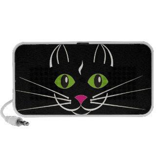 Cat Doodle iPhone Speaker