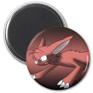 Cat Dragon Magnet