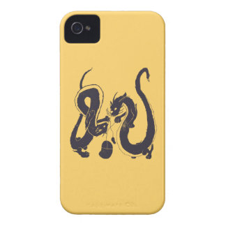 Cat dragons need to play with mice too iPhone 4 case