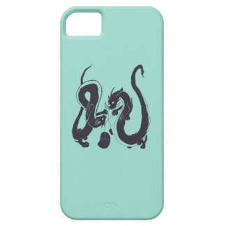 Cat dragons need to play with mice too iPhone SE/5/5s case