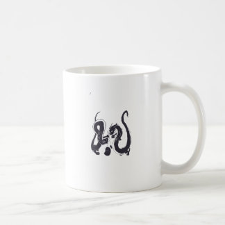 Cat dragons need to play with mice too classic white coffee mug