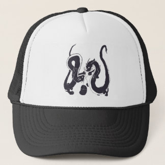 Cat dragons need to play with mice too trucker hat