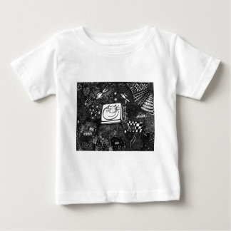 cat dreams by jessi k baby T-Shirt