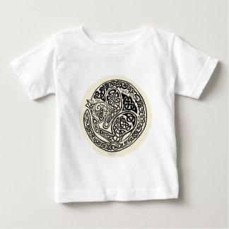 Cat Dreams Celtic Black Ivory Baby T-Shirt