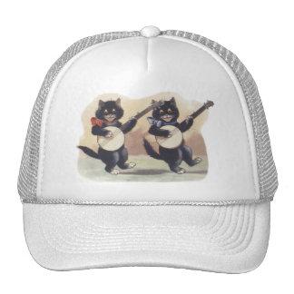 Cat Duo Hat