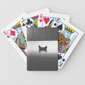 Cat Ears Bicycle Playing Cards