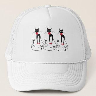 Cat elegance PERSONALIZE Trucker Hat