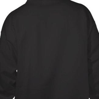 cat emblem 1 hooded sweatshirt