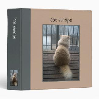 Cat Escape Binder