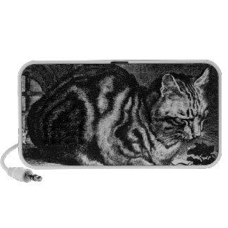 Cat Etching Speaker!