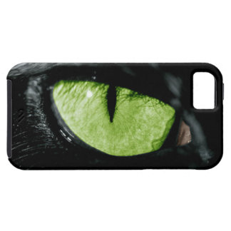 Cat eye iPhone 5 cover