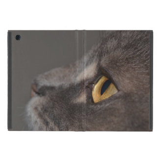 Cat Eye-Macro by Shirley Taylor iPad Mini Case