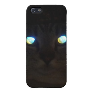 Cat Eyes a Glow iPhone SE/5/5s Case
