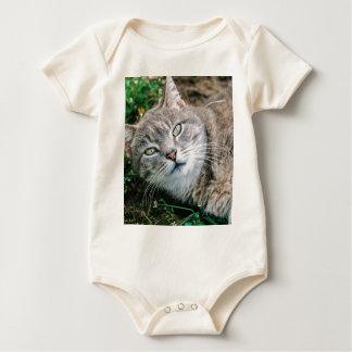 Cat Eyes Baby Bodysuit