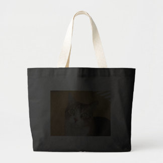 Cat Eyes Canvas Bags