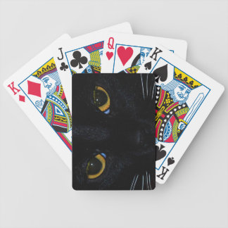 Cat Eyes Bicycle Playing Cards