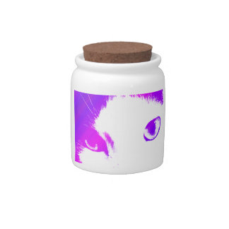 Cat Eyes (Colored) Candy Jar